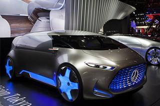 奔驰新子品牌10款车曝光 全面发展纯电动