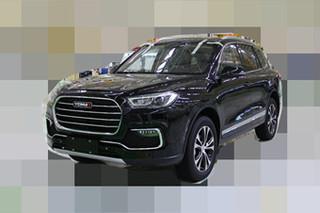 """川汽野马推旗舰SUV""""T80"""" 动力参数曝光"""