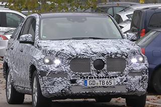 奔驰推全新GLB跨界SUV 或明年正式发布