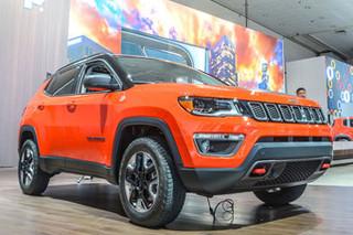 2016洛杉矶车展:全新海外版Jeep指南者