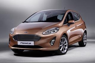 福特将推新一代嘉年华 含四种不同版本