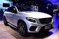 奔驰GLE轿跑SUV正式上市 售106.8万元起