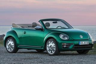 大众甲壳虫即将停产 2020年发布新款车型