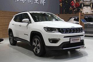 Jeep全新指南者即将上市 预售价17万起