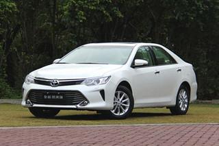 丰田凯美瑞限时降价促销 最高优惠2.5万