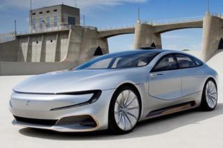 乐视斥资百亿建工厂 年产40万LeSEE电动车