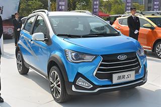 江淮5万元级小SUV配置公布 标配倒车雷达