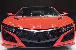 Acura全新NSX正式上市 基本款售价289万