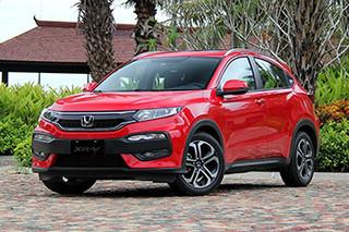 加量不加价 东风本田新款XR-V于本月上市