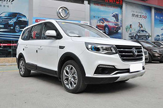2016款东风风行SX6优惠 购车直降0.3万元