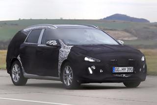现代全新i30车系再添新丁 2018年初亮相