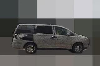 广汽传祺首款MPV车型曝光 有望3月上市