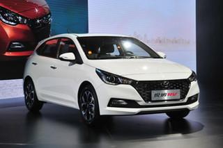 北京现代悦纳RV于2月上市 采用掀背式设计