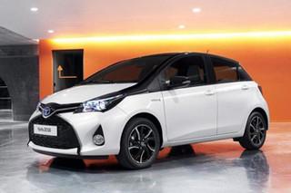 丰田小型车-首搭1.5升引擎 油耗大幅降低