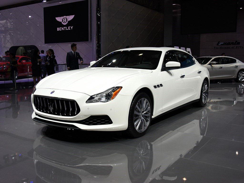 2017款玛莎拉蒂总裁促销 购车直降15万
