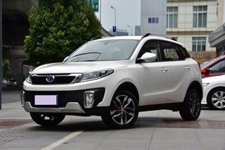 2016款昌河Q35限时促销 购车直降0.1万