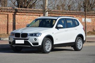 宝马X3(进口)限时促销 购车直降0.25万