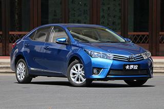 一汽丰田将推12款新车 轿车/SUV齐发力