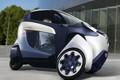 丰田推全新电动概念车 采用三座式布局
