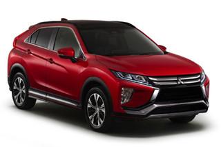 三菱发布全新轿跑SUV 日内瓦车展亮相
