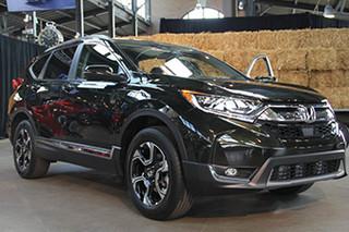 东风本田全新CR-V下半年上市 将增混动版