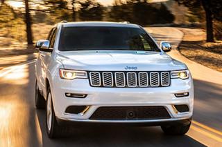 Jeep新款大切诺基3月22日上市 配置提升