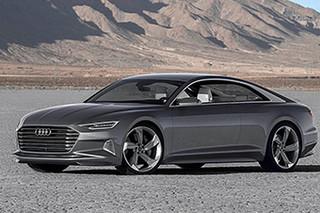 奥迪2款大型车将发布 新SUV竞争宝马X6