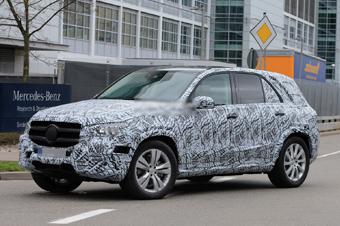 进口奔驰GLE级轿跑SUV对比评测 进口奔驰GLE级轿跑SUV对比导购 ...图片 83627 340x226