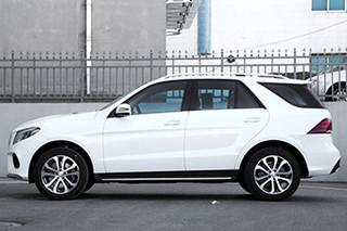 奔驰新款GLE正式上市 换装9AT/售价不变