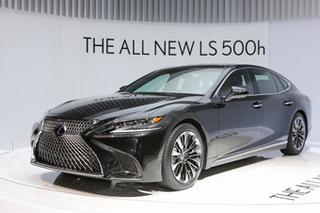 雷克萨斯两款全新车型 4月19日首发亮相