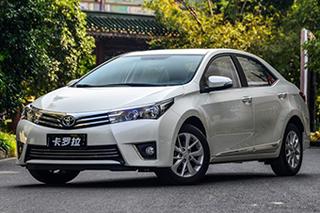一汽丰田前3月销量近18万 同比增15.4%
