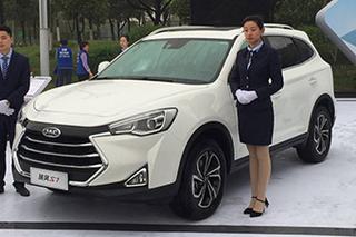 旗舰SUV的担当 静态体验全新江淮瑞风S7
