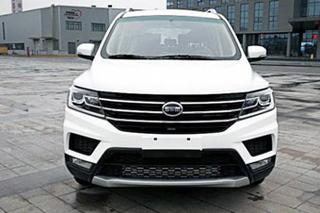 斯威X3/新概念车 4月19日上海车展亮相