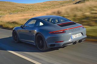 迟来的试驾报告 外媒评保时捷新911 GTS