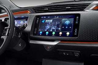 配11英寸触控屏 吉利远景X1将于5月上市