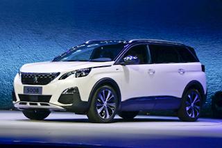 东风标致7座大SUV 于4月19日开启预售-独家报道 上海汽车视窗高清图片