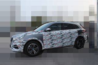 宝沃电动SUV命名BXi7 上海车展全球首发