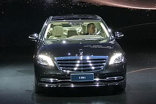 奔驰新一代S级全球首发 旗舰版中国专属