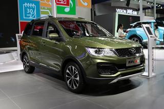 凯翼紧凑型SUV增1.0T动力 于三季度上市