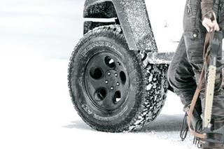 将军轮胎与马牌同渠道 售专业SUV轮胎