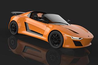 丹麦Agile推两款轻量跑车