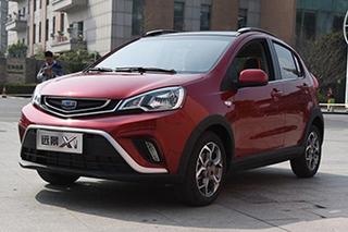 吉利集团将推30款新车 每年增2款新SUV