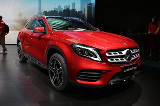 奔驰新款GLA外观造型升级 国内即将上市