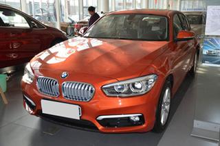 2016款宝马1系限时促销 购车直降6.42万