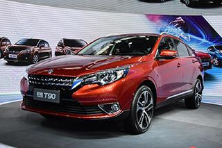 东风启辰T90新车型上市 增配超大触控屏