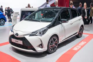 丰田将推全新一代致炫 有望四季度上市