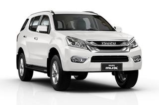 江西五十铃mu-X增新车型 售25.18万元