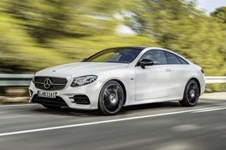 奔驰全新E Coupe正式上市 售55.80万起