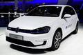 大众引入三新能源车 电动高尔夫9月上市