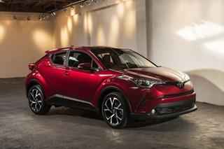 丰田首款小型SUV路试谍照 明年国产上市